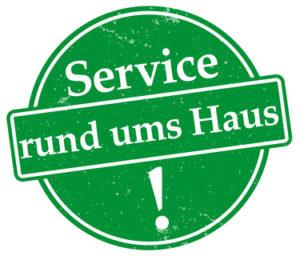 Service rund ums Haus!